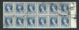 GREAT BRITAIN 1/6 Sh 1953 ELIZABETH II - USED - Used Stamps