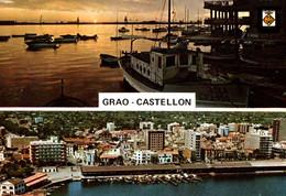 CPM - CASTELLON De La PLANA - Vues Diverses De La Ville ... LOT 5 CP à Saisir - Castellón