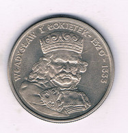 100 ZLOTY 1986  POLEN /7853/ - Polen
