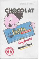 PBUVARD  NEUF ANNEES 50 's   CHOCOLAT  DELESPAUL HAVEZ LAITTA - Chocolat