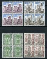 España 1979. Edifil 2527-30 X 4 ** MNH - 1971-80 Nuovi