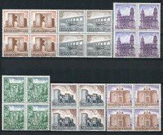 España 1977. Edifil 2417-22 X 4 ** MNH. - 1971-80 Nuovi