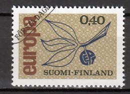 Finland  Europa Cept 1965 Gestempeld - Gebraucht
