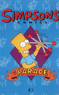 UNITED STATES - PREPAID - PROMOCARD - THEMATIC COMICS CARTOON - THE SIMPSONS - Unclassified