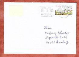 Brief, Universitaet Leipzig Sk, MS Grossstadt Saarbruecken Briefzentrum 66, St Ingbert Nach Leonberg 2009 (5313) - Briefe U. Dokumente