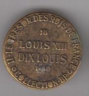 JETON  BP  LOUIS XIII - DIX LOUIS 1640 - Professionals / Firms