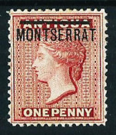 Montserrat (Británica) Nº 6 Nuevo(*) - Montserrat