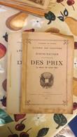 NANTES LYCEE DISTRIBUTION DES PRIX 1910 - Documents Historiques