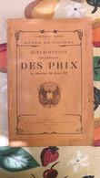 NANTES LYCEE DISTRIBUTION DES PRIX 1911 - Documents Historiques