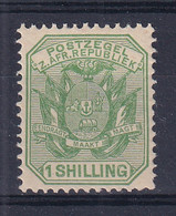 Transvaal: 1894   Wagon (with Shafts)    SG204    1/-      MH - Transvaal (1870-1909)