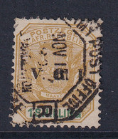 Transvaal: 1900   Flags 'V.R.I.' OVPT  SG233   1/-    Used - Transvaal (1870-1909)