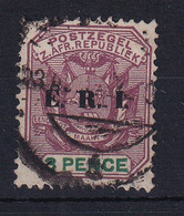 Transvaal: 1901/02   Flags E.R.I. OVPT    SG240    3d    Used - Transvaal (1870-1909)