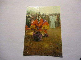 CP Haute Volta - Lena  Près De Bobo Dioulasso - Danseur - Burkina Faso