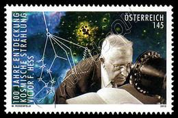 Austria 2012: Centenario Scoperta Raggi Cosmici / Centenary Of The Discovery Of Cosmic Rays ** - Fisica