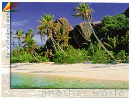Seychelles La Digue Anse Source D'Argent - Turtles