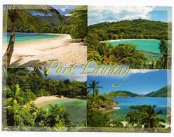 Seychelles Mahé Port Launay Views - Turtles