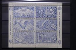 FRANCE - Bloc De Vignettes De La Foire De Paris En 1942 - L 108377 - Blocs & Carnets