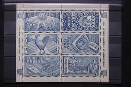 FRANCE - Bloc De Vignettes De La Foire De Paris En 1942 - L 108381 - Blocs & Carnets