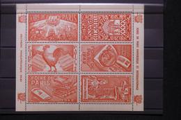 FRANCE - Bloc De Vignettes De La Foire De Paris En 1942 - L 108382 - Blocs & Carnets