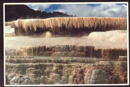 AK 002735 USA - Wyoming - Yellowstone National Park - Travertine Terraces - Yellowstone