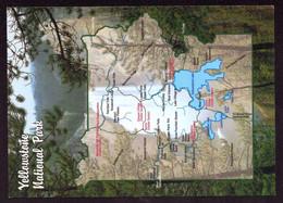 AK 002738 USA - Wyoming - Yellowstone National Park - Yellowstone