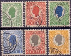 Deens-West-Indie 1905 Christian IV GB-USED - Dänemark (Antillen)