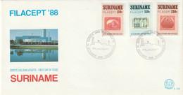 Surinam 1988 FDC - Surinam