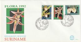 Surinam 1992 FDC - Surinam