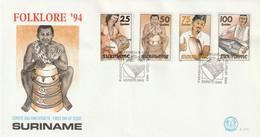 Surinam 1994 FDC - Surinam