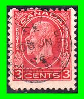 CANADA -&- (AMERICA DEL NORTE ) SELLO AÑO 1932 JORGE V - Used Stamps