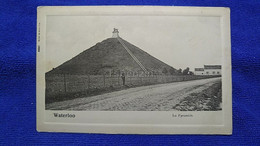 Waterloo La Pyramide Belgium - Waterloo