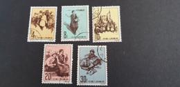 CHINE CHINA :1961tibet  Obl - 1912-1949 Republik
