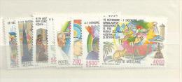 1987 MNH Vaticano, Vatikanstaat, Mi 926-33, Postfris - Nuovi