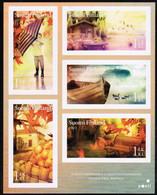 2013 Finland Miniature Sheet Signs Of Fall MNH **. - Blocks & Kleinbögen