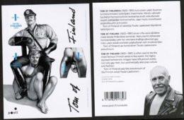 2014 Finland Miniature Sheet Tom Of Finland MNH **. - Blocks & Kleinbögen