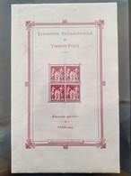 Francia FRANCE BF 1 Reprint Falso - Mint/Hinged