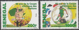 Senegal 2017 CAN Football 60 Ans - Coppa Delle Nazioni Africane