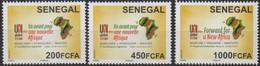 Senegal 2017 4éme Conférence De L'Unité Africaine - Non Classificati