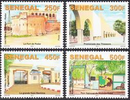 Senegal 2017 Fort De Podor, Thiès, Dakar Port, Parc Zoologique Niokolo Koba, Lion - Non Classificati