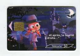Telecarte 50u °_ 1258F-Critiques 2-Sylvanie-Gem2-05.03-9408 Haut- R/V - 50 Unità