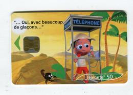Telecarte 50u °_ 1260B-Critiques 3-Désert-Ob-02.03-6092 Haut- R/V - 50 Unità