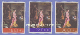 EIRE IRELAND 1981  CHRISTMAS  S.G. 505-507  U.M. - Nuovi