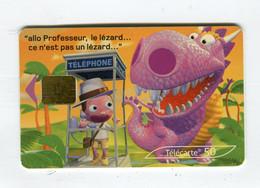 Telecarte 50u °_ 1262E-Critiques 4-Jungle-SA1-03.03-9939 Rouge- R/V - 50 Unità