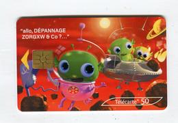 Telecarte 50u °_ 1264A-Critiques 5-Mars-Gem2-02.03-1877 Haut- R/V - 50 Unità