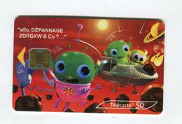 Telecarte 50u °_ 1264B-Critiques 5-Mars-Ob-02.03-0381 Serré- R/V - 50 Unità