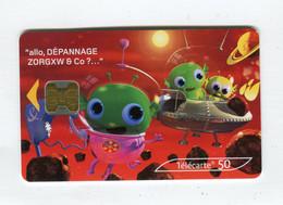 Telecarte 50u °_ 1264G-Critiques 5-Mars-Ob-05.03-9963 Serré- R/V - 50 Unità