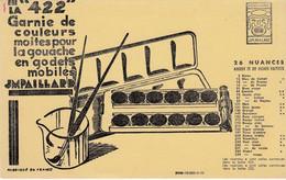 """BUVARD & BLOTTER - Gouache En Godets Mobiles J. M. PAILLARD - La """"422"""" - Ohne Zuordnung"""