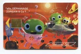Télécarte 50u °_ 1264M-Critiques.5-So3-Mars-07.03-5091- R/V - 50 Unità