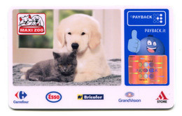 Personal Card Italy PayBack Maxi Zoo - Gift Cards