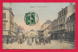 CPA Épernay - Place Auban Moët - Epernay